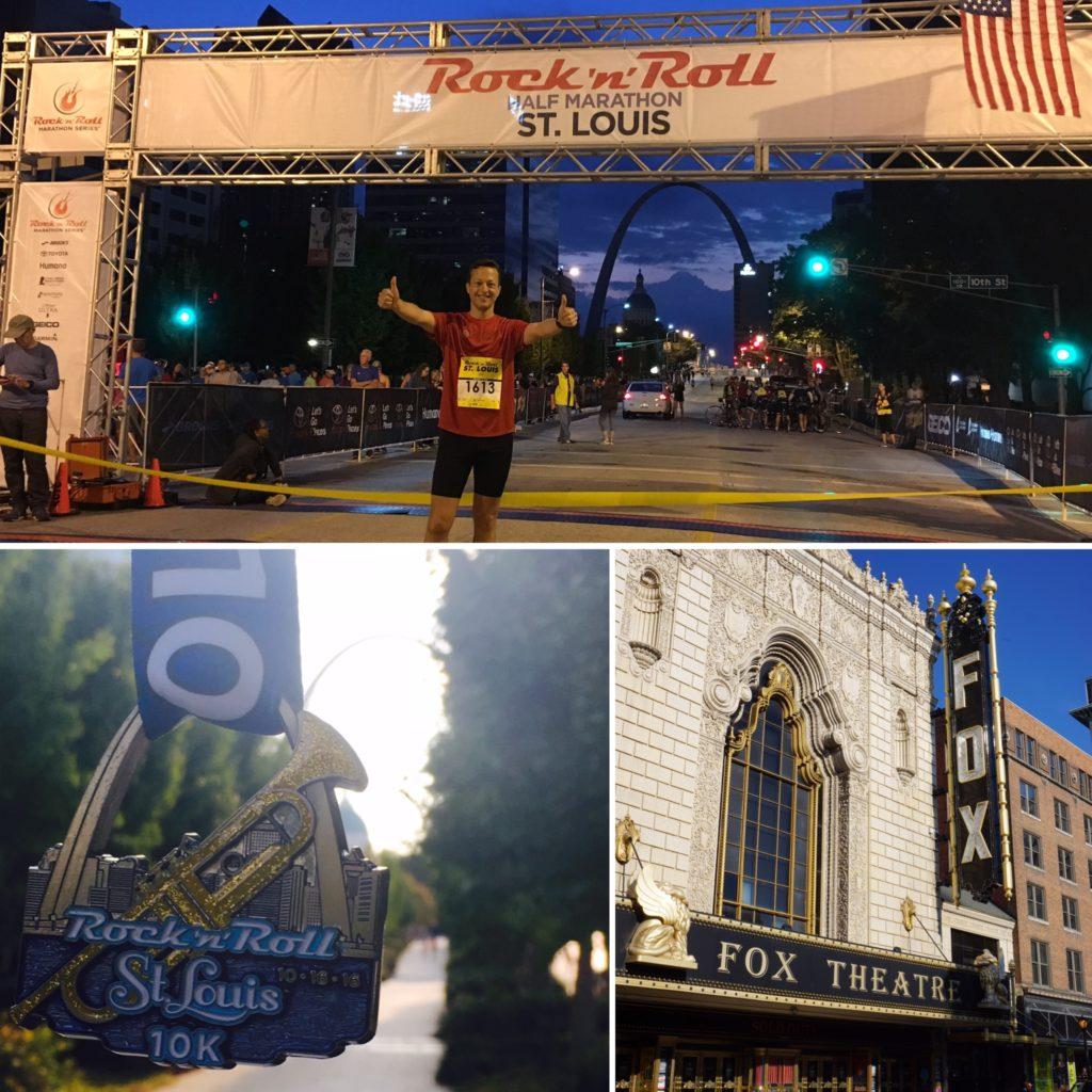 Rock 'n' Roll St Louis Two Swiss Running